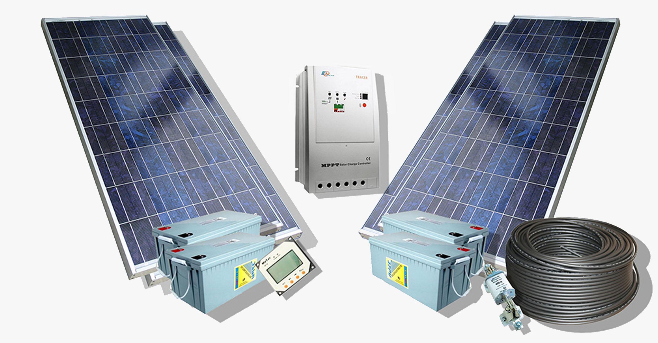 солнечная электростанция купить